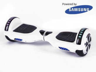 Vanguard White Hoverboard