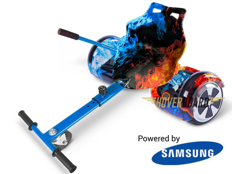 Fly Plus Fire with Fire Hoverkart