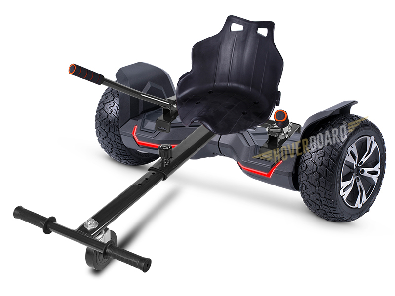 Drifter Pro Classic With Classic Kart By HOVERBOARD