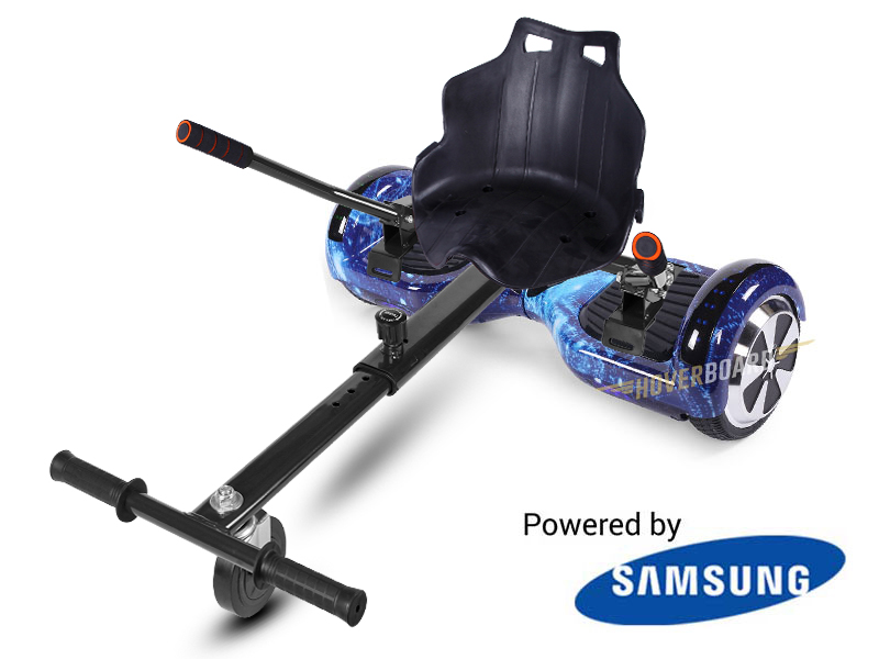 Fly Plus With Classic Kart By HOVERBOARD