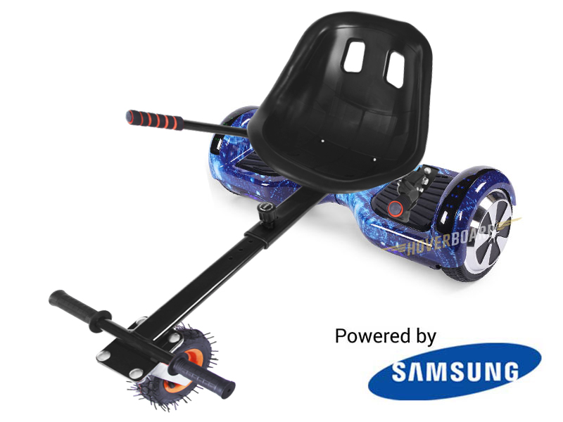 Fly Plus with Pro Kart by Hoverboard