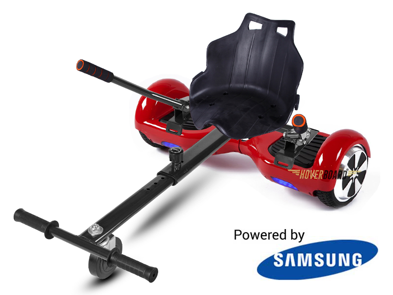 FLY with Classic Kart  by HOVERBOARD